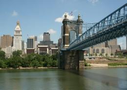 美国辛辛那提城市风景图片(9张)