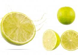 切开的新鲜柠檬图片(12张)