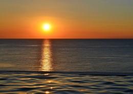 清晨的朝阳图片(10张)