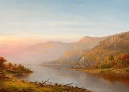 风景油画图片(11张)