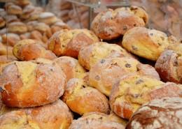 健康美味的手工面包图片(15张)