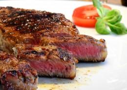鲜嫩美味的牛排图片(15张)