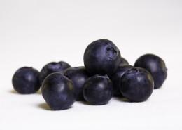 清香可口的蓝莓图片(15张)