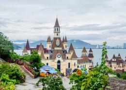 越南芽庄珍珠岛风景图片(10张)