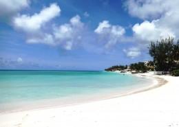巴巴多斯海滩风景图片(10张)