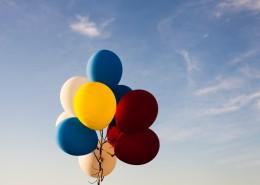 色彩斑斓的气球图片(13张)