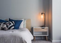 明亮整洁的卧室图片(11张)