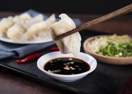 美味好吃的水饺图片(10张)