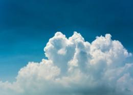 空中的云朵图片(11张)