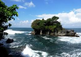 印尼巴厘岛海边风景图片(9张)