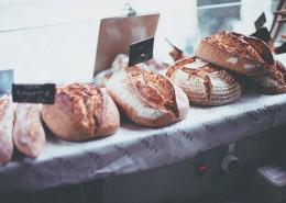 诱人的烤面包图片(10张)