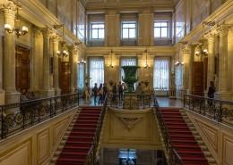 俄罗斯圣彼得堡建筑内部陈设风景图片(9张)