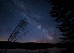 浩瀚的星空图片(14张)