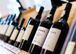 琳琅满目的葡萄酒图片(10张)