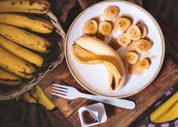 香蕉的特写图片(10张)