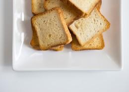 片状的吐司面包图片(10张)
