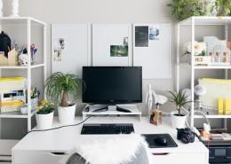 简约的办公室环境图片(10张)