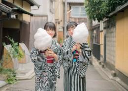 穿和服的日本美女图片(11张)