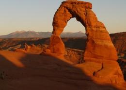 美国拱门国家公园风景图片(10张)