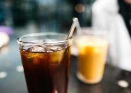 清凉的冰咖啡图片(12张)