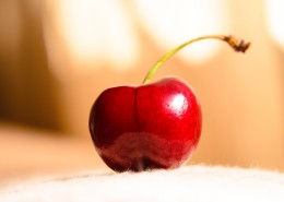 鲜红欲滴的樱桃图片(9张)