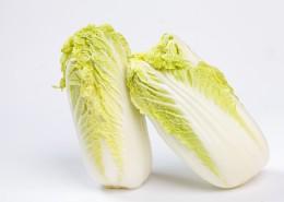 鲜嫩营养十足的大白菜图片(10张)