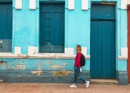 哥伦比亚的彩色房子图片(11张)