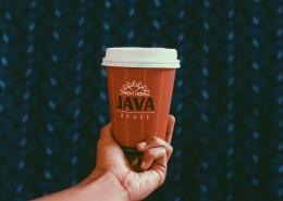 装热饮的纸杯图片(15张)