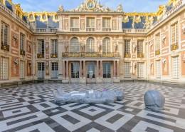 法国凡尔赛宫建筑图片(12张)