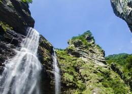 江西庐山自然风景图片(9张)