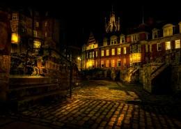 英国城市夜景图片(11张)