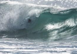 清凉的海浪图片(14张)