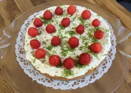 水果草莓蛋糕图片(16张)