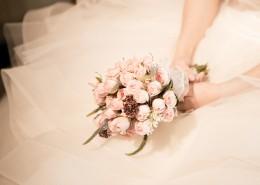 结婚时的手捧花图片(17张)