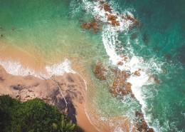 唯美大海自然风景图片(10张)