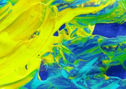 色彩浓郁的油画图片(11张)