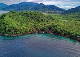 航拍印尼小岛图片(11张)