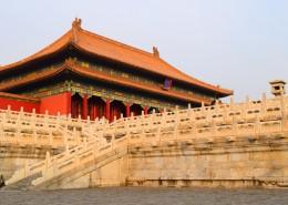 北京故宫博物院建筑风景图片(11张)