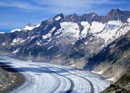 瑞士贝特默阿尔卑自然风景图片(10张)