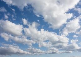 蓝天白云美丽风景图片(13张)