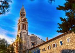 法国巴黎圣母院大教堂图片(9张)