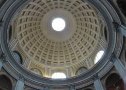 圆型的万神庙穹顶图片(10张)