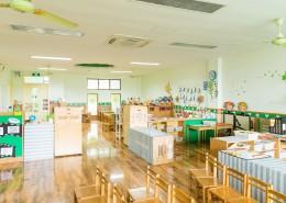 幼儿园内部环境图片(10张)