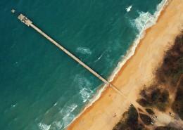 唯美静谧的大海自然风景图片(8张)