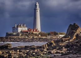 海边的灯塔图片(12张)