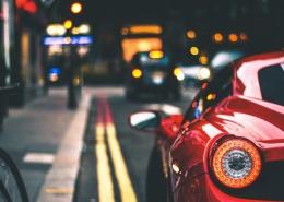 法拉利跑车的特写图片(18张)