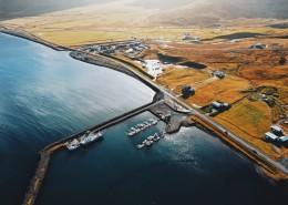 从高空中鸟瞰码头图片(10张)
