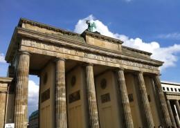 德国柏林勃兰登堡门建筑图片(11张)