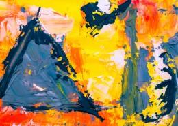 色调浓郁的油画图片(11张)