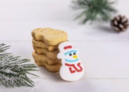 美味的圣诞节姜饼图片(10张)